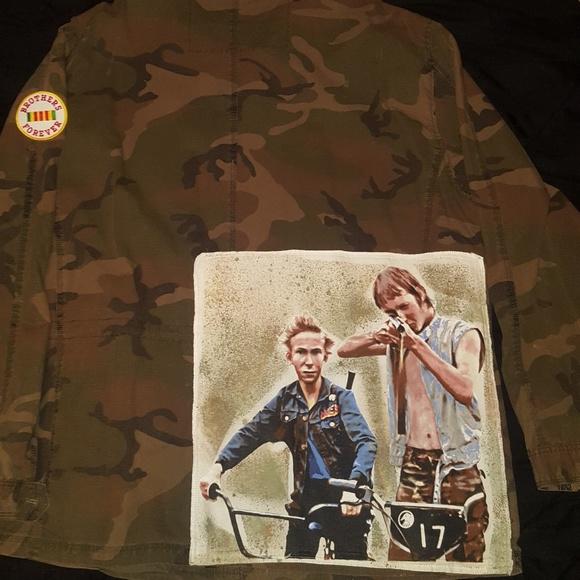 Colorado Other - *NEW* Custom Camouflage army jacket